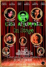 CAOS - Casa Argumental On Stage - Web Serie