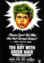 Il ragazzo dai capelli verdi - Film Completo