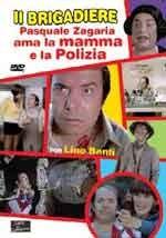 Il brigadiere Pasquale Zagaria ama la mamma e la polizia - Film Completo