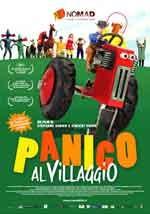 Panico al villaggio - Film Completo