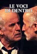 Le voci di dentro - Paolo Sorrentino - Toni Servillo