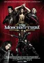 I tre moschettieri - Film Completo