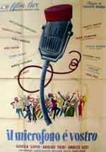 Il microfono è vostro - Film Completo