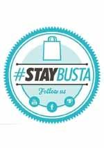 #staybusta - Webserie