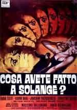 Cosa avete fatto a Solange - Film Completo