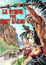 La strada per Fort Alamo - Film Completo