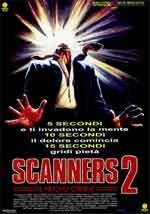 Scanners 2 - Il nuovo ordine - Film Completo