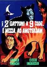 I due gattoni a nove code e mezza ad Amsterdam - Film Completo
