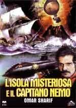 L'isola misteriosa e il capitano Nemo - Film Completo