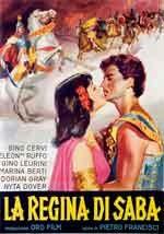 La regina di Saba - Film Completo