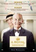 A royal weekend - Film Completo